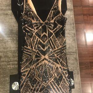 Bebe Sequin Dress 🔥🔥🔥